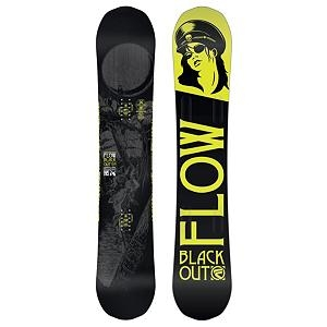 Flow Black Out Snowboard24272
