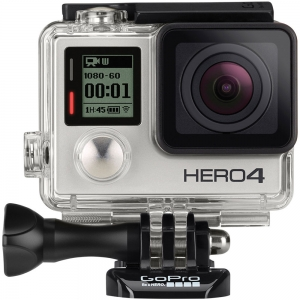 New GoPro Hero 4 Silver | FREE SHIPPING31128